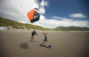 Ozone Imp 3 Trainer Kite Flying